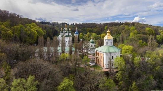 Vudubickiy Monastery, Kyiv, Ukraine, photo 8