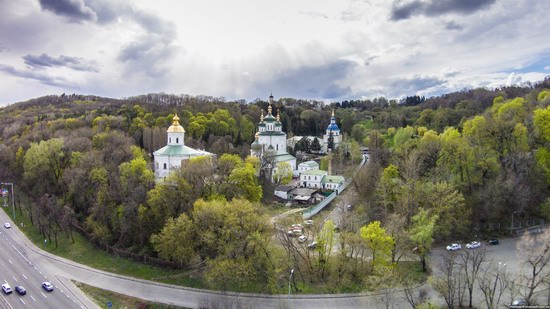 Vudubickiy Monastery, Kyiv, Ukraine, photo 9