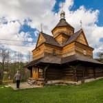 Church of the Nativity of the Virgin in Vorokhta