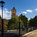 "The historical and cultural complex ""Radomysl Castle"""