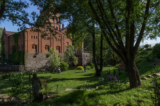 Historical complex Radomysl Castle, Ukraine, photo 11