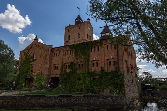 Historical complex Radomysl Castle, Ukraine, photo 12