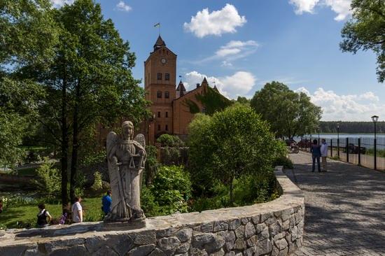 Historical complex Radomysl Castle, Ukraine, photo 2