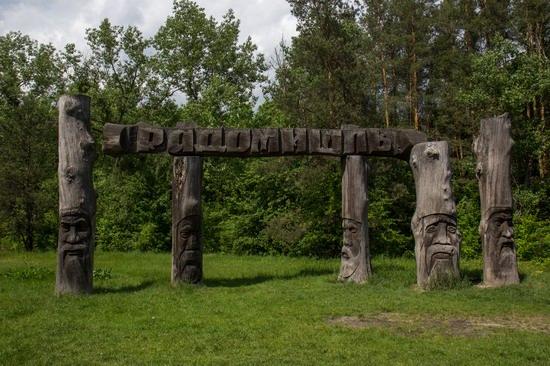 Historical complex Radomysl Castle, Ukraine, photo 24