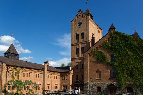 Historical complex Radomysl Castle, Ukraine, photo 3