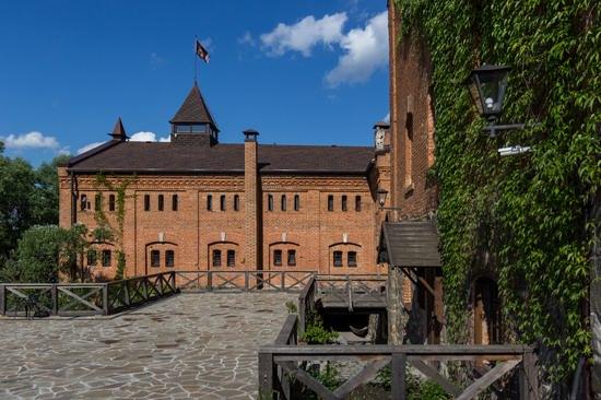 Historical complex Radomysl Castle, Ukraine, photo 4