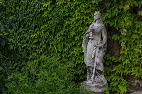 Historical complex Radomysl Castle, Ukraine, photo 6