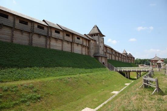 Historical and Cultural Kievan Rus Park, Ukraine, photo 1