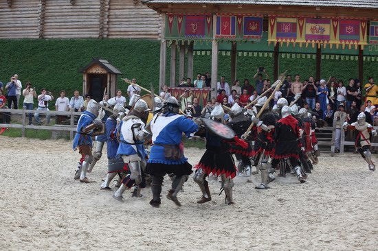 Historical and Cultural Kievan Rus Park, Ukraine, photo 12