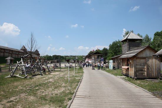 Historical and Cultural Kievan Rus Park, Ukraine, photo 2