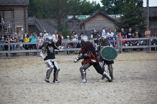 Historical and Cultural Kievan Rus Park, Ukraine, photo 20