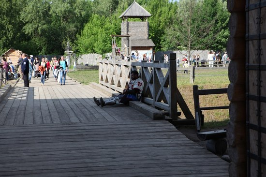 Historical and Cultural Kievan Rus Park, Ukraine, photo 23