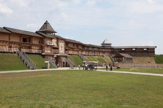 Historical and Cultural Kievan Rus Park, Ukraine, photo 4