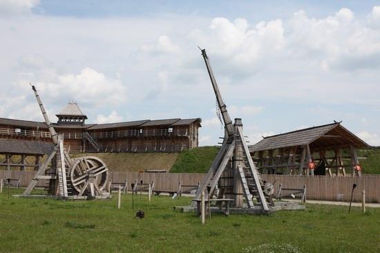 Historical and Cultural Kievan Rus Park, Ukraine, photo 5