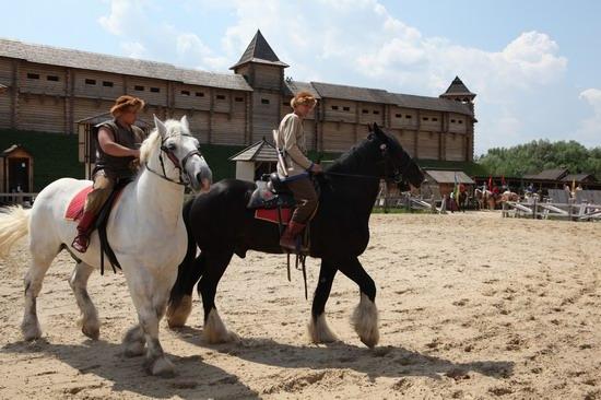 Historical and Cultural Kievan Rus Park, Ukraine, photo 8
