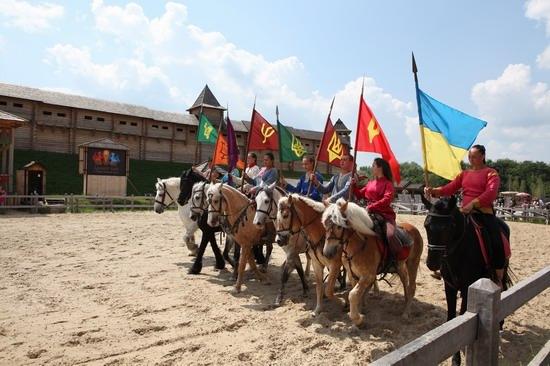Historical and Cultural Kievan Rus Park, Ukraine, photo 9