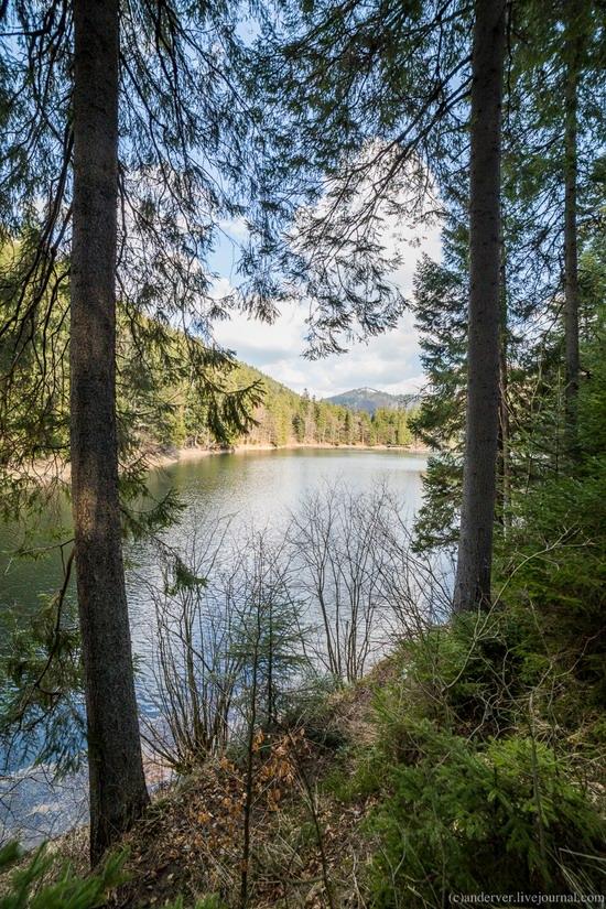 Lake Synevyr, the Carpathians, Ukraine, photo 11