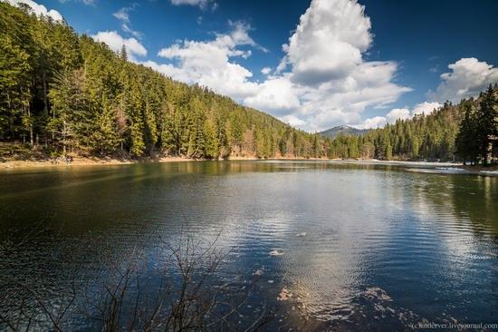 Lake Synevyr, the Carpathians, Ukraine, photo 13