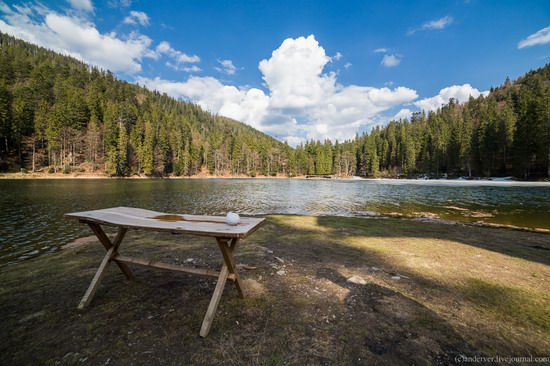 Lake Synevyr, the Carpathians, Ukraine, photo 16