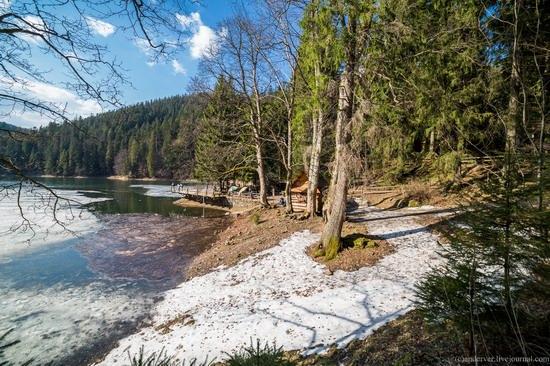 Lake Synevyr, the Carpathians, Ukraine, photo 19