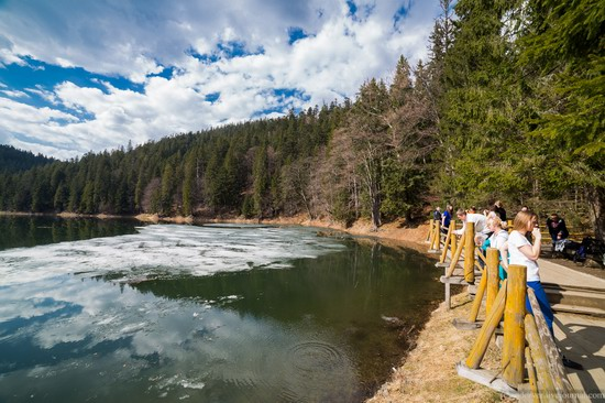 Lake Synevyr, the Carpathians, Ukraine, photo 2