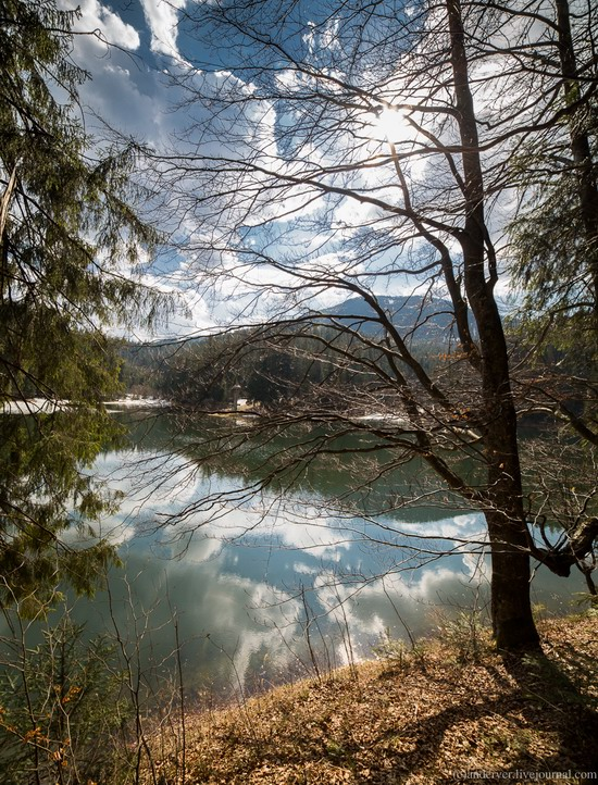 Lake Synevyr, the Carpathians, Ukraine, photo 6