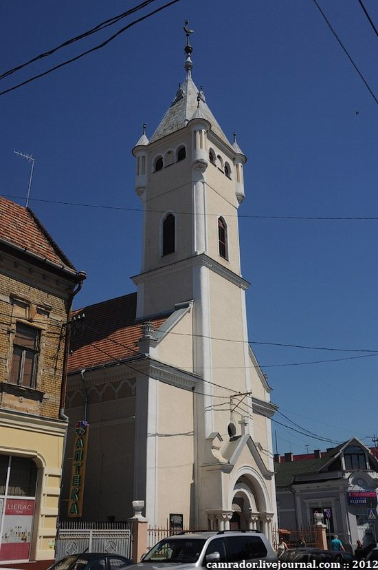Mukachevo, Ukraine, photo 6