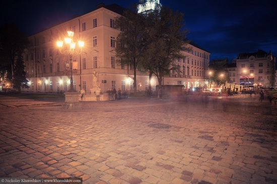 One evening in Lviv after the rain, Ukraine, photo 2
