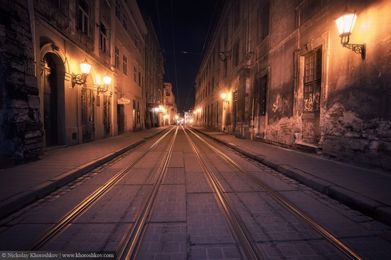 One evening in Lviv after the rain, Ukraine, photo 5