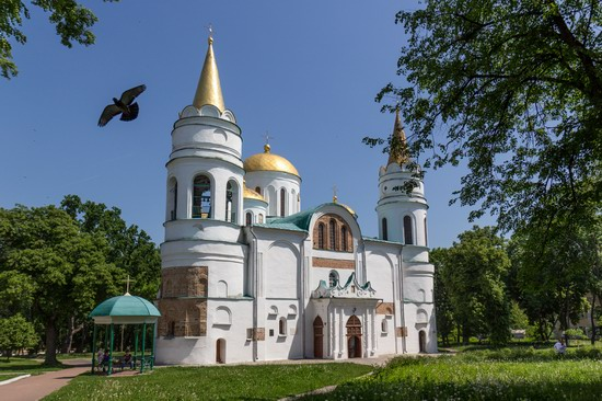 Chernihiv city sights, Ukraine, photo 1