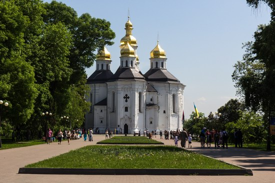 Chernihiv city sights, Ukraine, photo 11