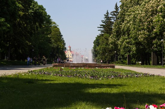 Chernihiv city sights, Ukraine, photo 12