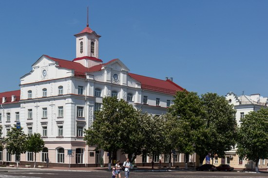 Chernihiv city sights, Ukraine, photo 16