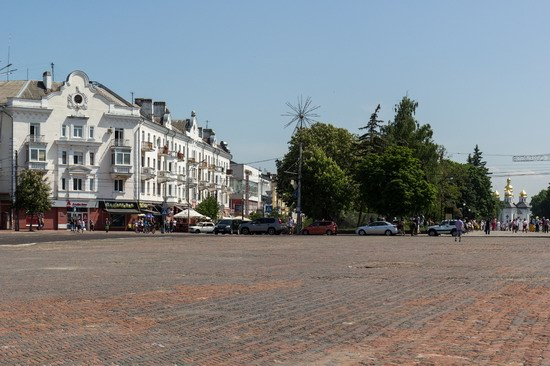 Chernihiv city sights, Ukraine, photo 17