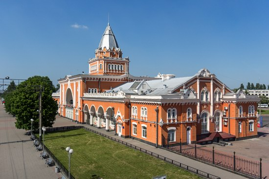 Chernihiv city sights, Ukraine, photo 21