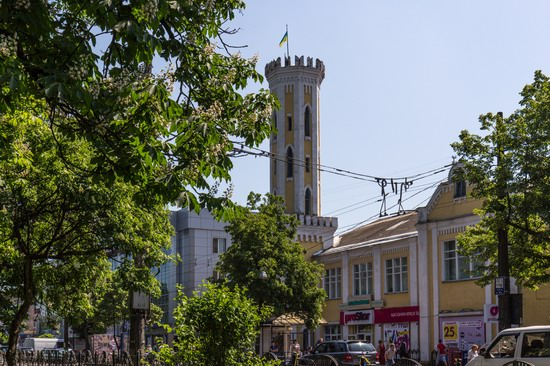 Chernihiv city sights, Ukraine, photo 22