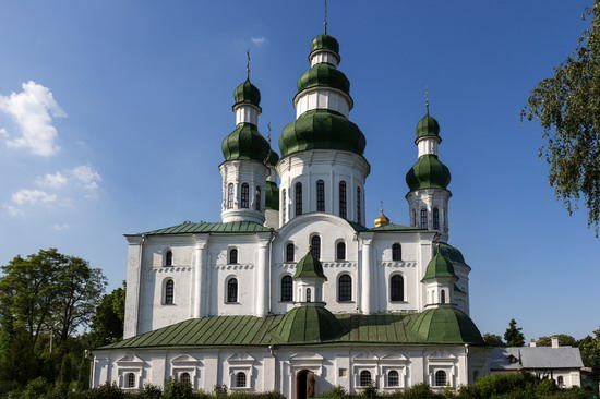 Chernihiv city sights, Ukraine, photo 27