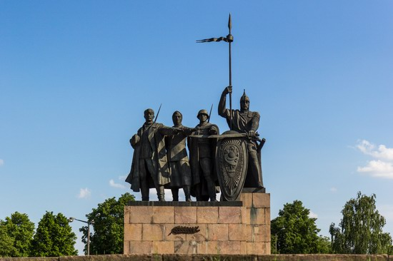 Chernihiv city sights, Ukraine, photo 29