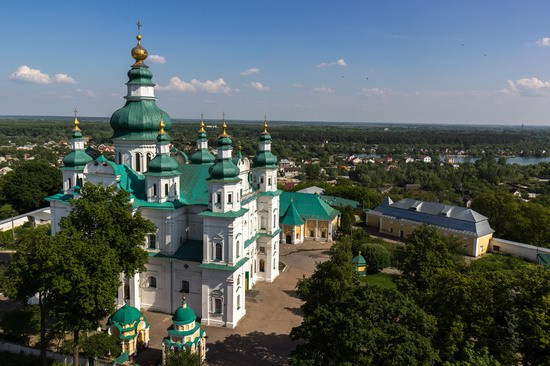 Chernihiv city sights, Ukraine, photo 32