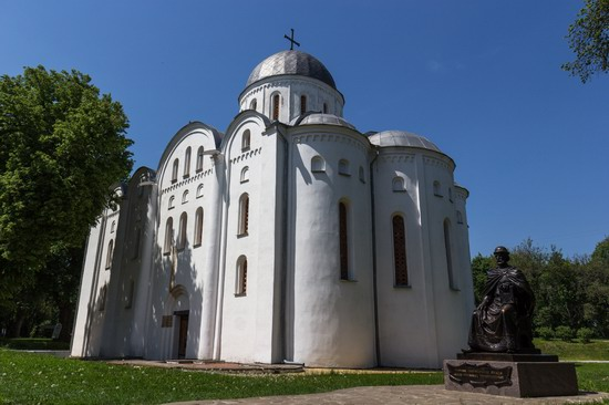 Chernihiv city sights, Ukraine, photo 4