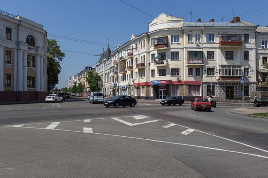 Chernihiv city sights, Ukraine, photo 7