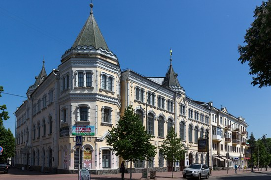 Chernihiv city sights, Ukraine, photo 9