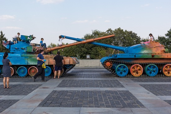The Museum of the History of Ukraine in the World War II, Kyiv, photo 5