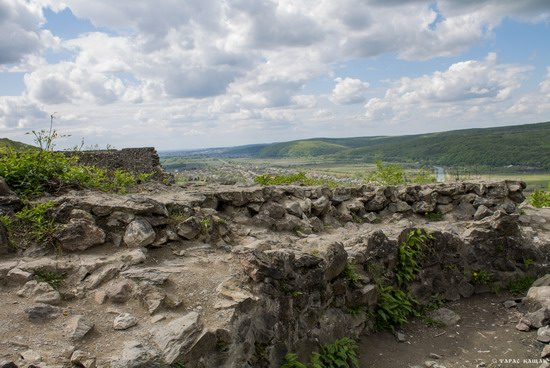 The ruins of Nevytsky Castle, Zakarpattia region, Ukraine, photo 17