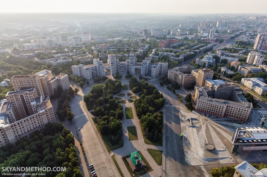 Aerial views of Kharkiv, Ukraine, photo 10