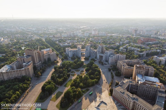 Aerial views of Kharkiv, Ukraine, photo 11