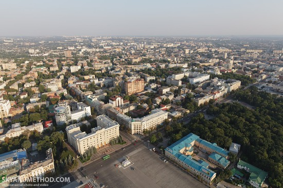 Aerial views of Kharkiv, Ukraine, photo 12
