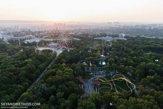 Aerial views of Kharkiv, Ukraine, photo 15