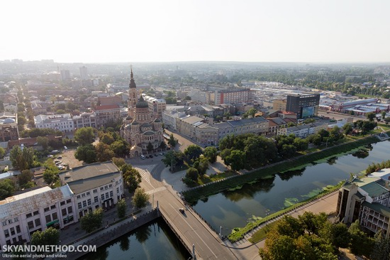 Aerial views of Kharkiv, Ukraine, photo 4