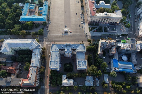 Aerial views of Kharkiv, Ukraine, photo 6